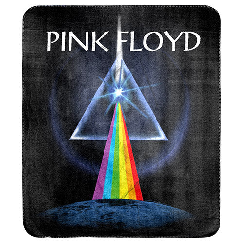 Pink Floyd The Dark Side Throw Rug Famous Rock Shop Newcastle 2300 NSW Australia