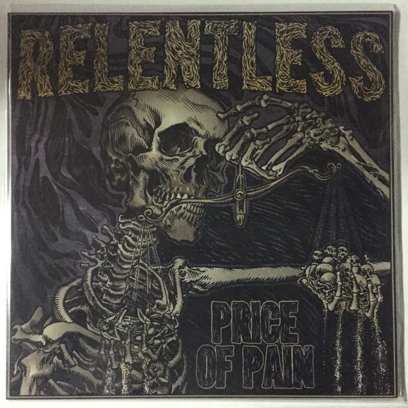 Price Of Pain 'Relentless' Famous Rock Shop 517 Hunter Street Newcastle 2300 NSW Australia