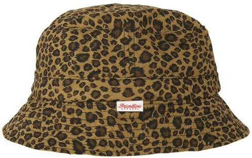 Primitive Bucket Hat Cheetah