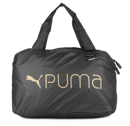 Puma Core Grip Bag Black/Champagne Beige 07191801