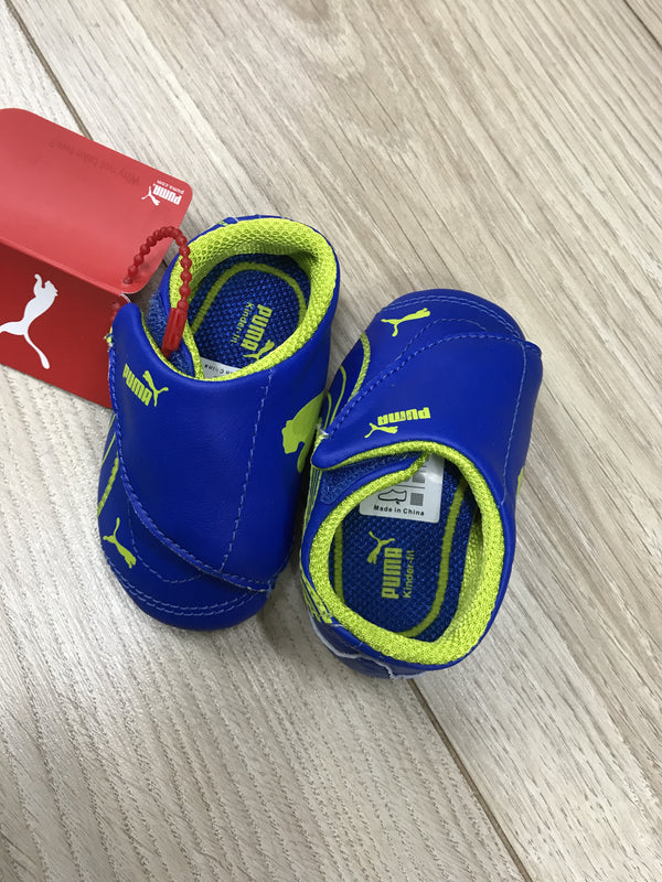 Puma Drift Cat lll Crib Pack Royal Lime Punch