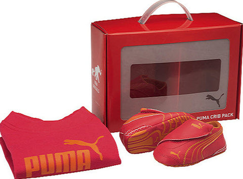 Puma Drift Cat III Crib Pack Raspberry/Apricot