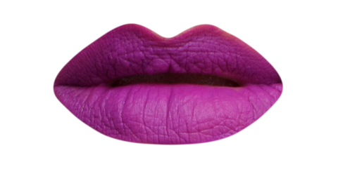Pretty Zombie Cosmetics Purple Poison Liquid Lipstick