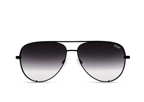 Quay Australia High Key Mini Black/ Fade Sunglasses