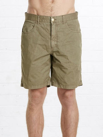Elwood RANGER Worker Chino Short - Olive
