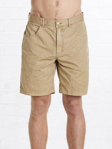 Elwood RANGER Worker Chino Short - Sand