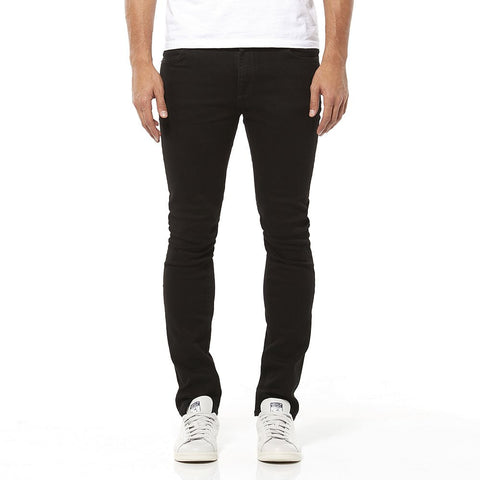 Riders By Lee R1 Skinny Stretch Black Jeans