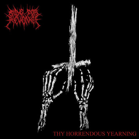 Ride For Revenge ‎– Thy Horrendous Yearning Vinyl