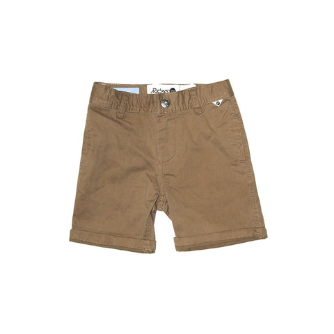 Riders By Lee Junior 3-7 YRS Chiller Short Sand Dune R/540007/DB1
