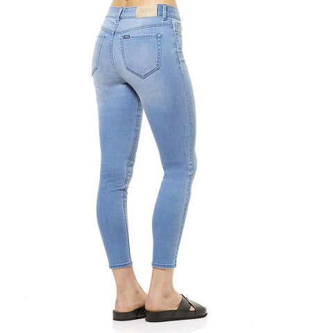 Riders By Lee Mid Ankle Skimmer Junior Blue Jeans