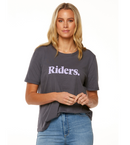 Riders By Lee Monterey Relaxed Tee Washed Grey R551504AG3 Famous Rock Shop Newcastle, 2300 NSW. Australia. 1