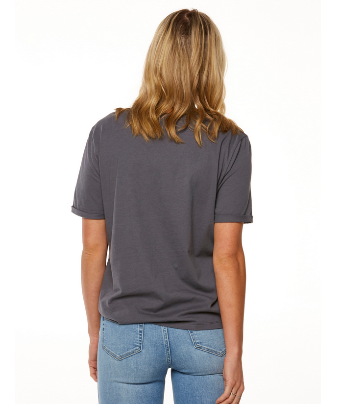 Riders By Lee Monterey Relaxed Tee Washed Grey R551504AG3 Famous Rock Shop Newcastle, 2300 NSW. Australia. 2