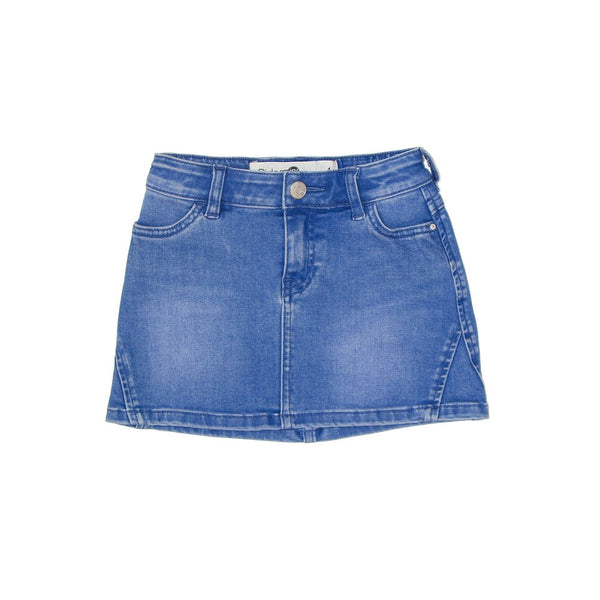 Riders Jnr Girlfriend Skirt Vivid Blue R/80075K/S88