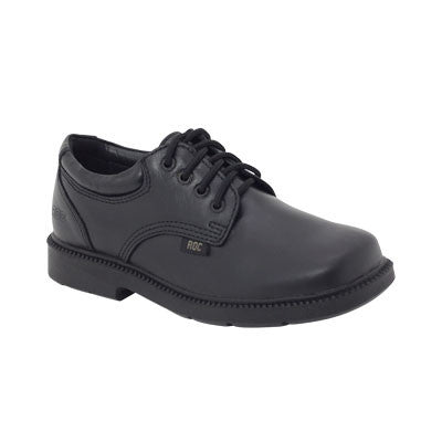 Roc Boots Juno Black Leather Kids Shoe