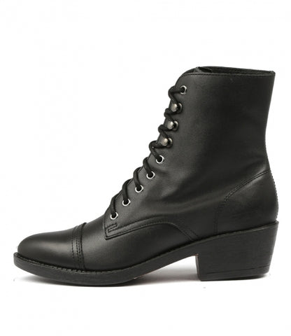 Roc Boots Boston Black Famous Rock Shop Newcastle 2300 NSW Australia