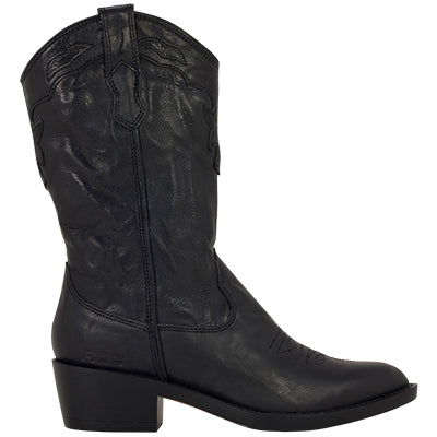 9c094f4151585b Roc Boots INDIO Black Vintage Boots Famous Rock Shop Newcastle