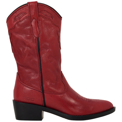 Roc Boots INDIO Red Vintage Boots Famous Rock Shop Newcastle, 2300 NSW. Australia. 1