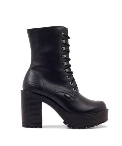 Roc Boots LUSH Black Boot Famous Rock Shop Newcastle, 2300 NSW. Australia. 1