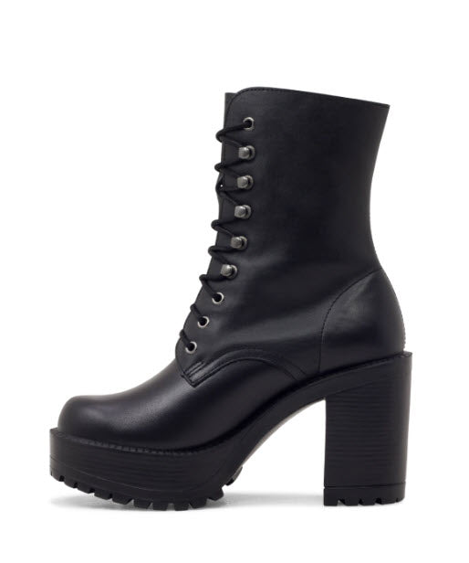 Roc Boots LUSH Black Boot Famous Rock Shop Newcastle, 2300 NSW. Australia. 5