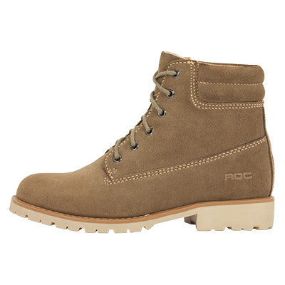 Roc Lama Olive Suede Boot