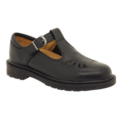 Roc Boots Cantina Black Shoe