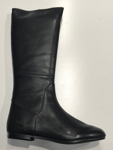 ROC Gusty Black Leather Boots