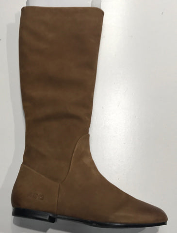 Roc Gusty Tan Suede Boots