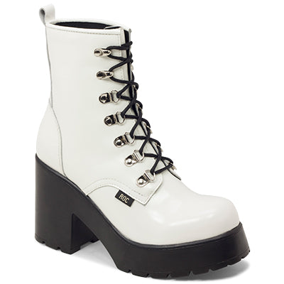 Roc Mission White Hi-Shine