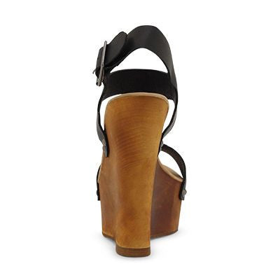 Roc Willow Black Heel Sandals