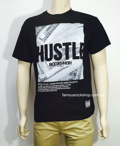 Rocksmith Money T-Shirt Black