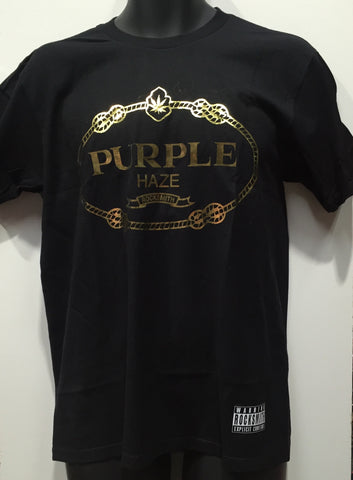 Rocksmith Purple Haze T-Shirt Black RS-002480