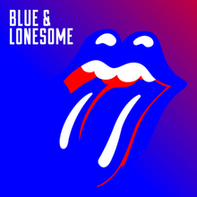 Rolling Stones Blue & Lonesome Blue & Lonesome is a covers album by the Rolling Stones—their 23rd British and 25th American studio album—released on 2 December 2016. Famous Rock Shop Newcastle 2300 NSW Australia