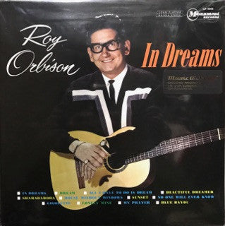 Roy Orbison - In Dreams Vinyl