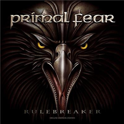 Primal Fear - Rulebreaker (Deluxe Edition) CD + DVD FRCDVD718