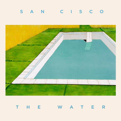 San Cisco ‎– The Water Vinyl
