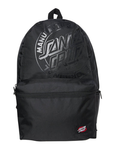 Santa Cruz Cruz Backpack Black SC-MAC9303 Famous Rock Shop Newcastle, 2300 NSW. Australia. 1