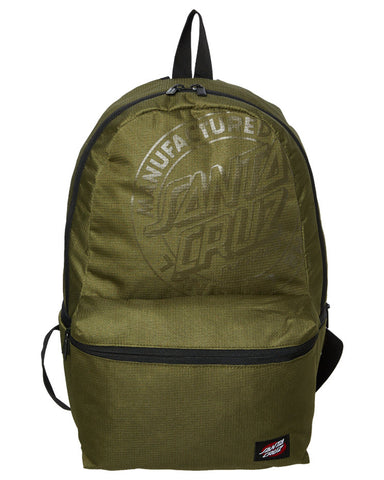 Santa Cruz Cruz Backpack Moss SC-MAC9303