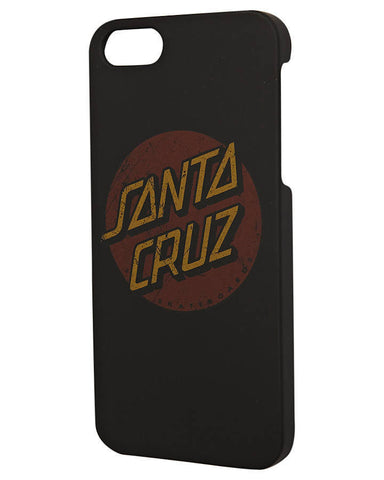 Santa Cruz Iphone 5 Cover Black
