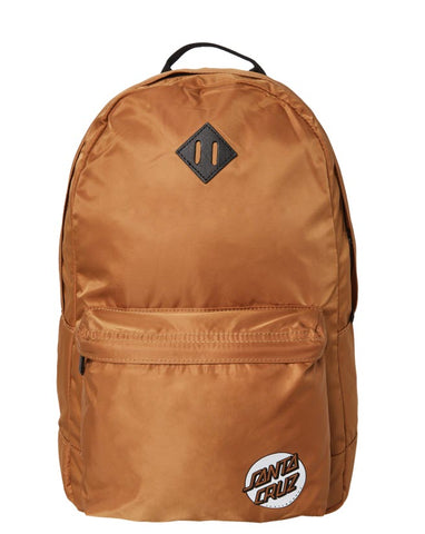 Santa Cruz Missing Dot Backpack Tobacco SC-MAD8054 Famous Rock Shop Newcastle, 2300 NSW. Australia. 1