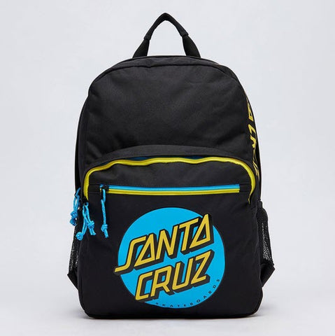 Santa Cruz Other Dot Backpack Black SCYAA9179  Famous Rock Shop Newcastle 2300 NSW Australia. 1