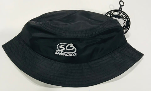 Santa Cruz Pro Series Bucket Hat Black SC-MCA9110 Famous Rock Shop Newcastle 2300 NSW Australia