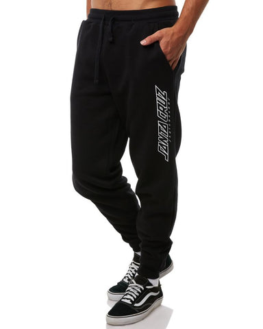 Santa Cruz SCS Track pant Black SC-MFC7604 Famous Rock Shop Newcastle 2300 NSW Australia