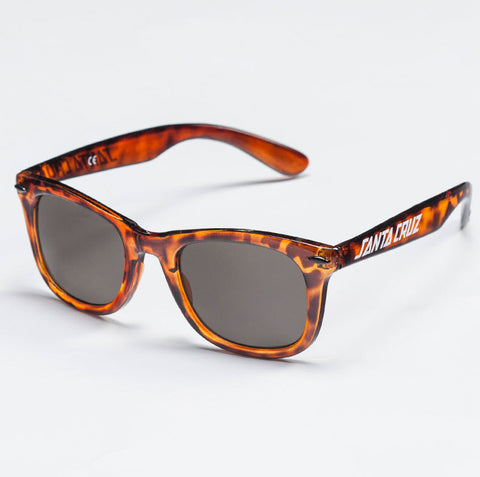 Santa Cruz Strip Shades Sunglasses Tortoise SC-MAA6138 Famous Rock Shop. 517 Hunter Street Newcastle, 2300 NSW. Australia.