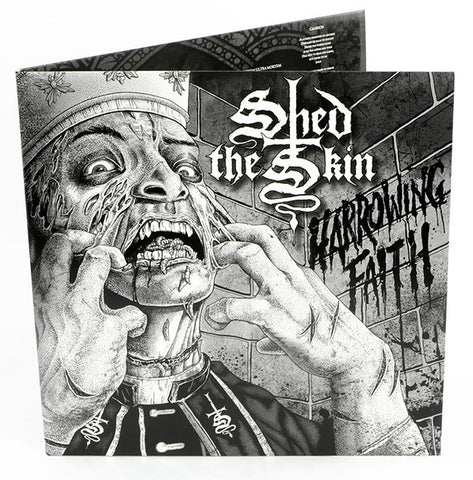 Shed The Skin ‎– Harrowing Faith Vinyl