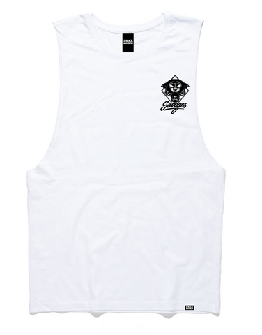 Shock Mansion Savages Muscle Tee
