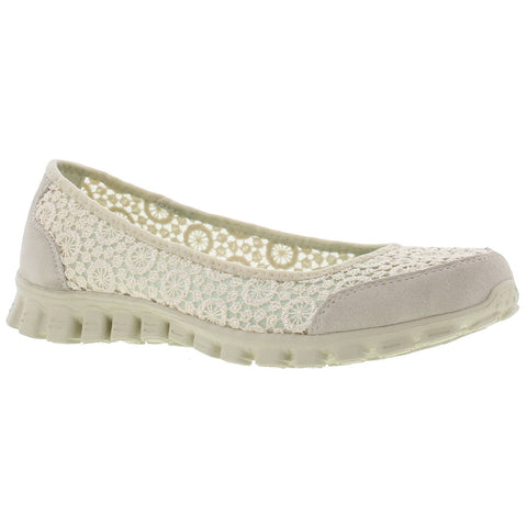 Skechers EZ FLEX 2 Flighty Natural Memory Foam 22836