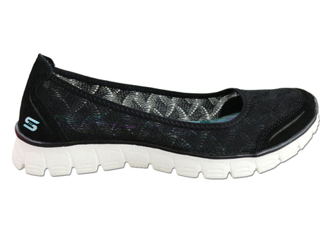 Skechers EZ Flex 3.0 Inspiration Black/White 23411