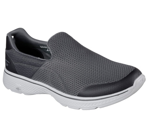 Skechers Men's GOwalk 4 Incredible Charcoal 54152