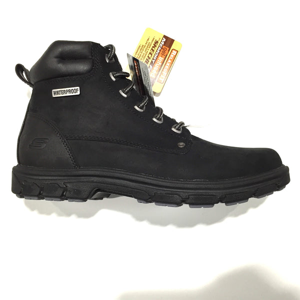 f128f2118930 Skechers Amson Waterproof Boot Black 1 – Famous Rock Shop