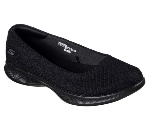 Sketchers Go Step Lite Enchanted Grey   Famous Rock Shop 517 Hunter Street Newcastle 2300 NSW  Australia